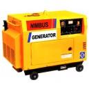 DIESEL GENERATOR (NB3800-5800DSE-2)